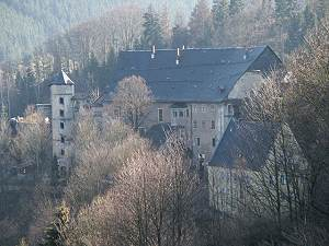 Schloß Wespenstein in Gräfenthal